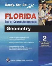 Dayton, Rebecca Florida Geometry End-Of-Course Assessment Book + Online
