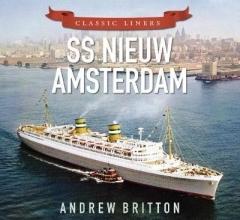 Andrew Britton SS Nieuw Amsterdam
