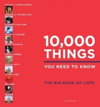 Beidas, Elspeth 10,000 Things You Need to Know
