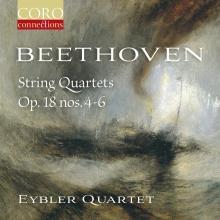 Eybler quartet , Cd beethoven string quartets 0p.18 4-6