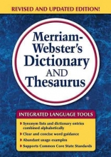 Merriam-Webster`s Dictionary and Thesaurus