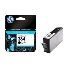 , Inktcartridge HP CB316EE 364 zwart