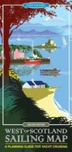 Mike McDonald West of Scotland Sailing Map