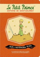 Le Petit Prince Stitch Stitch Medium Blank Notebook