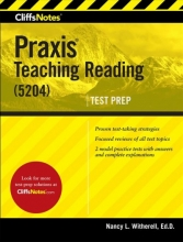 Witherell, Nancy L. Cliffsnotes Praxis Teaching Reading (5204)