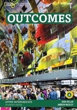 Dellar, Hugh,   Walkley, Andrew Outcomes B2.1/B2.2: Upper Intermediate - Student`s Book (Split Edition A) + DVD