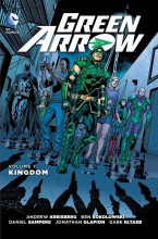 Kreisberg, Andrew,   Sokolowski, Ben Green Arrow 7
