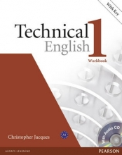 Jacques, Christopher Technical English Level 1 Workbook with Key/CD Pack