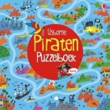 Piraten puzzelboek