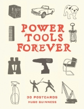 Guinness, Hugo Power Tools Forever: 30 Postcards