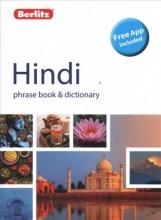 Berlitz Publishing Company Berlitz Phrase Book & Dictionary Hindi(Bilingual dictionary)