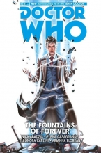 Abadzis, Nick Doctor Who The Tenth Doctor 3