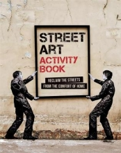 Mitchell Beazley Street Art Activity Book