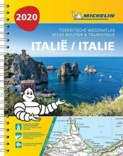 , *ATLAS MICHELIN ITALIE 2020