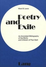 Lewis, Ward B. Poetry and Exile