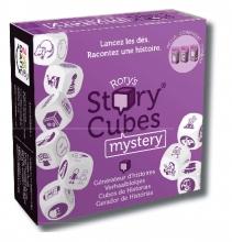 Asm-rsc29ml1 , Rory`s story cubes - mystery - verhaalblokjes - 9 pcs