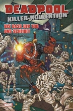 Kelly, Joe Deadpool Killer-Kollektion 08 - Bis dass der Tod uns scheidet