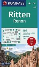 , Ritten, Renon 1:25 000