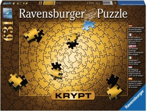 Rav-151523 , Puzzel krypt gold 631 stuks