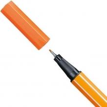 , Stabilo fineliner 88 kleur 30 donker oranje