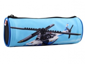 , Etui lego city police chopper 23cm