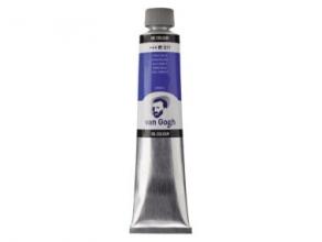 , Talens van gogh olieverf tube 200 ml kobaltblauw 511