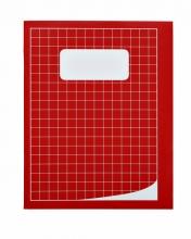 , Schrift a5 40blad 70gr 10mm ruit