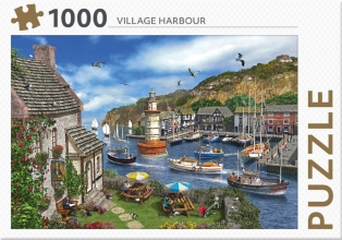 , Village Harbour - puzzel 1000 st
