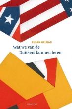 Susan Neiman , Wat we van de Duitsers kunnen leren