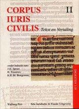 , Corpus iuris civilis II Digesten 1-10