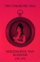 Schinne Dagboek v magdalena van schinne 1786-95