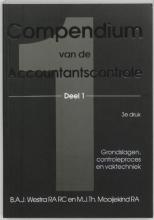 M.J.Th. Mooijekind B.A.J. Westra, Compendium van de accountantscontrole 1