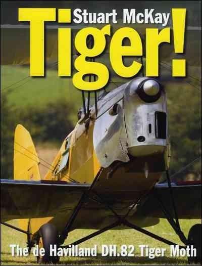 Stuart, OBE McKay,Tiger!