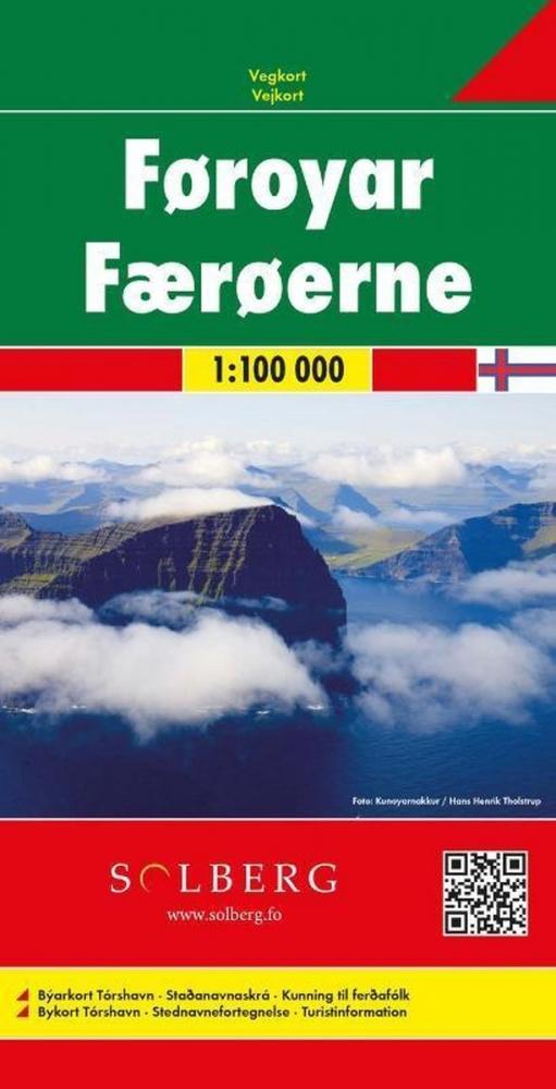 ,Färöer 1 : 100 000