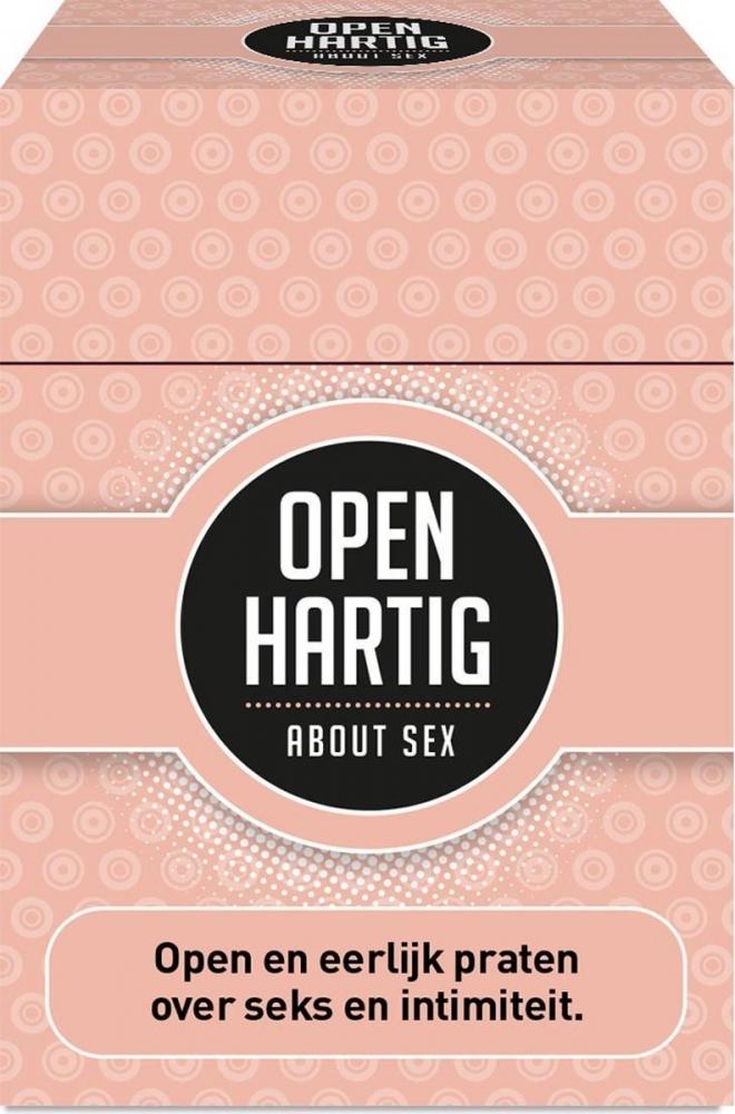 ,Openhartig about sex