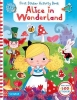 Taylor, Dan, Alice in Wonderland, First Sticker Activity Book