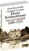 Möller, Johann Heinrich, Urkundliche Geschichte des Klosters Reinhardsbrunn 1089-1525