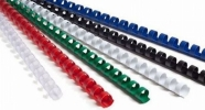 ,<b>bindruggen ProfiOffice 21 rings 50 stuks 32mm zwart</b>