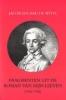 Jacob Eduard de Witte, Fragmenten uit de roman van mijn leeven