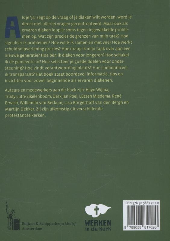 ,Handboek voor diakenen