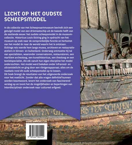 Louis Sicking,Licht op het oudste scheepsmodel