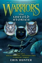 Erin Hunter Warriors: The Untold Stories