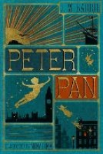 Barrie, James Matthew Peter Pan (Illustrated with Interactive Elements)