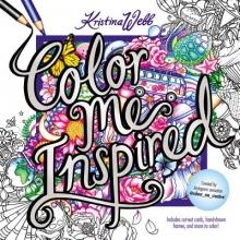 Webb, Kristina Color Me Inspired