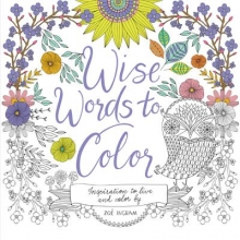 Ingram, Zoe Wise Words to Color