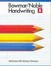 McGraw-Hill Education Bowmar/Noble Handwriting B