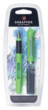 , Kalligrafiepen Sheaffer Viewpoint 2.0mm groen in blister