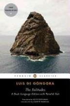 Luis de Gongora The Solitudes