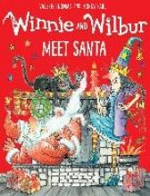 Thomas, Valerie Winnie and Wilbur Meet Santa