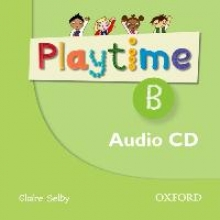 Selby, Claire Playtime B. Class CD